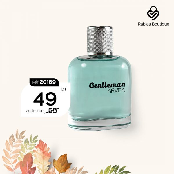 parfum homme gentelman