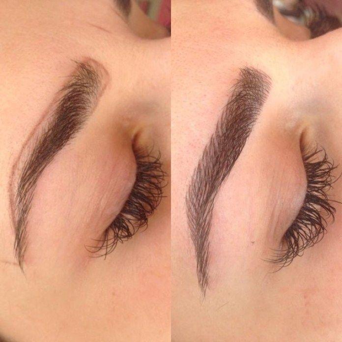 Le microblading est un maquillage permanent pour vos sourcils.